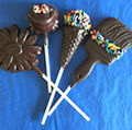 Chocolate Pops for Passover (Pesach)
