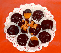 Handmade Kosher for Passover Chocolates
