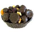 Small Chocolate Basket for Pesach