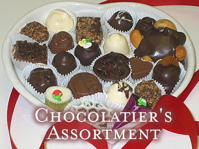 Chocolatier's Special: Assorted Chocolates